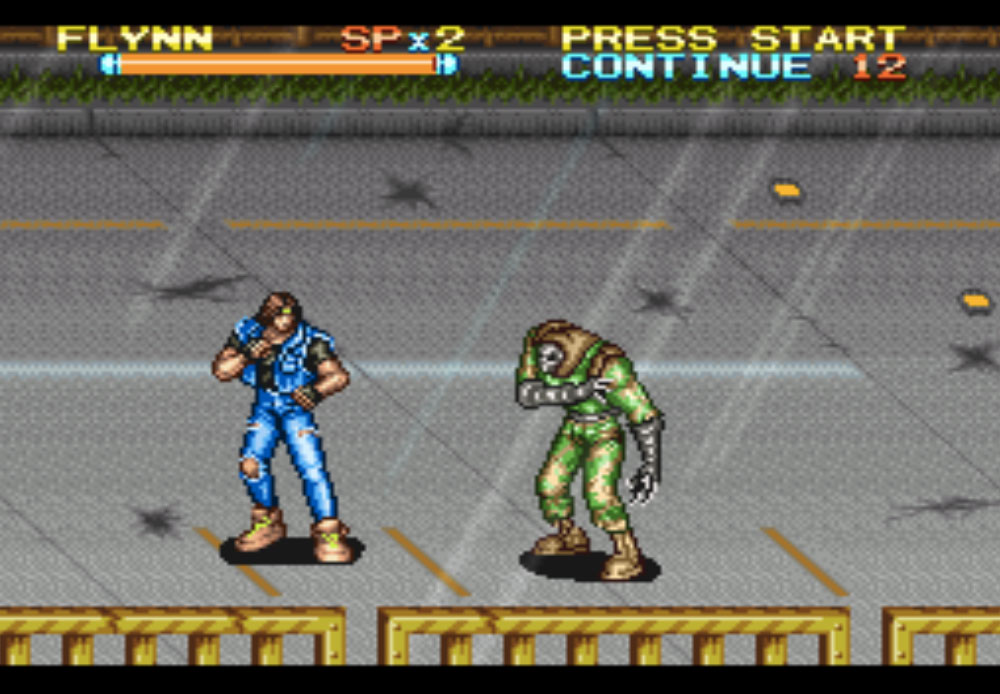 Peace Keepers game SNES hay phần 23