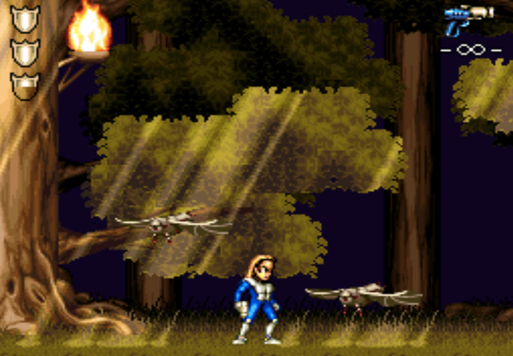 game snes hay phần 25 Realm