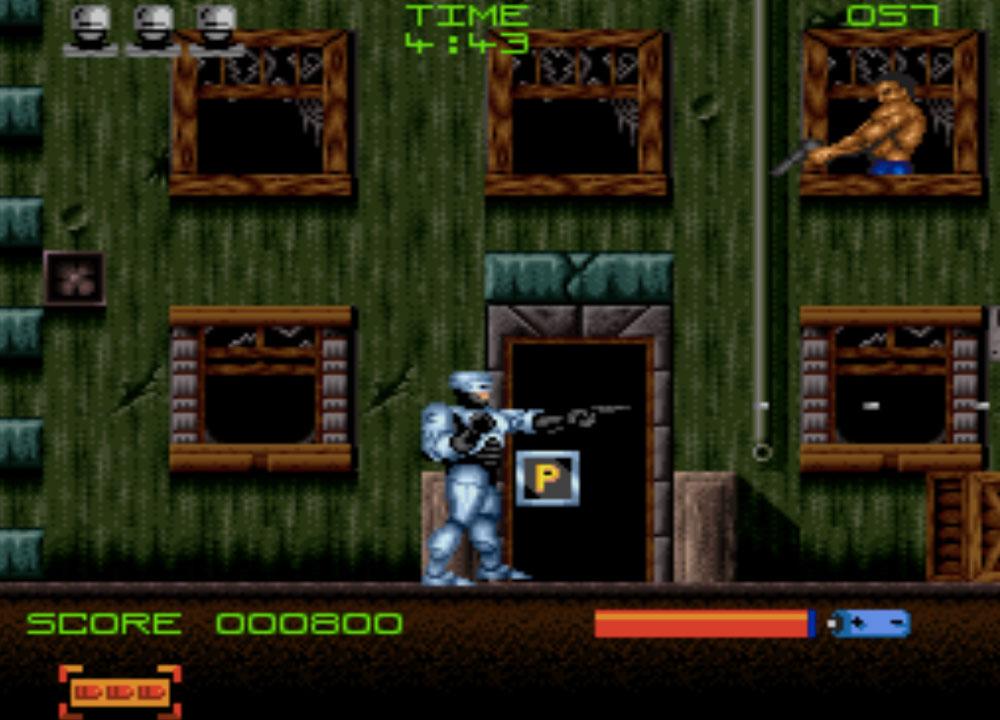 Robocop 3 game SNES hay phần 25