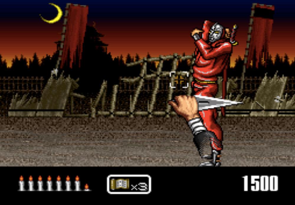 Shien's Revenge game SNES hay phần 26