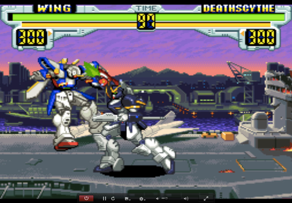 Shin Kidou Senki Gundam W - Endless Duel