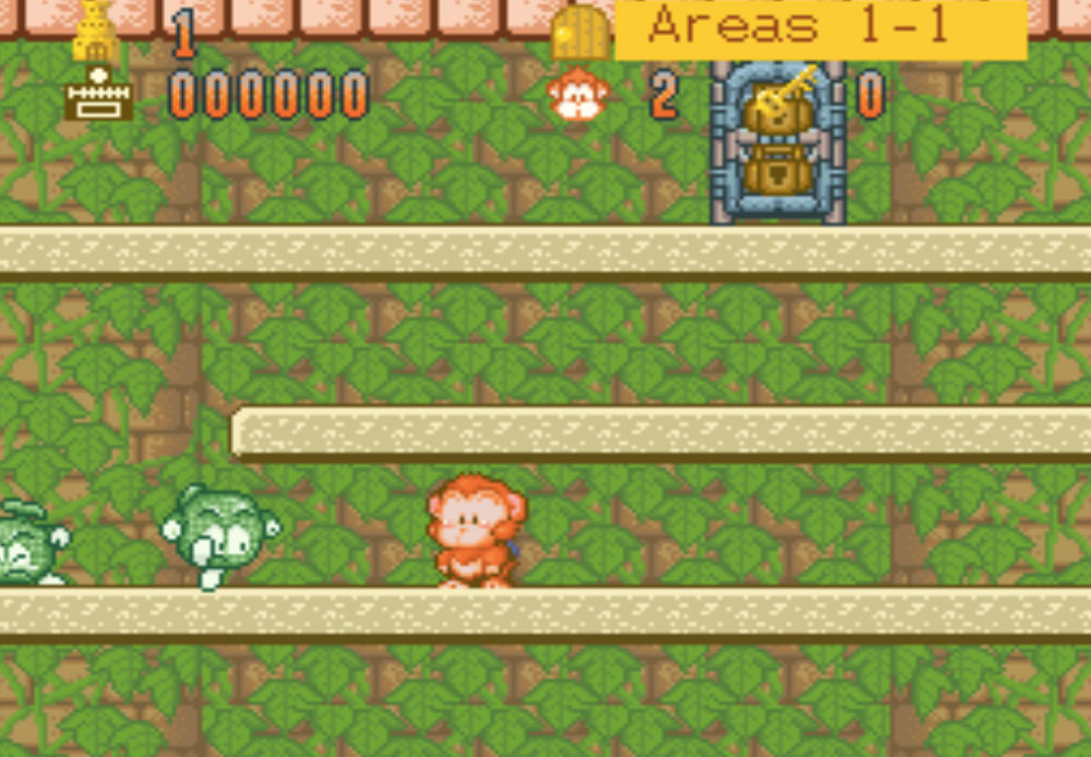 Spanky's Quest game SNES hay phần 27
