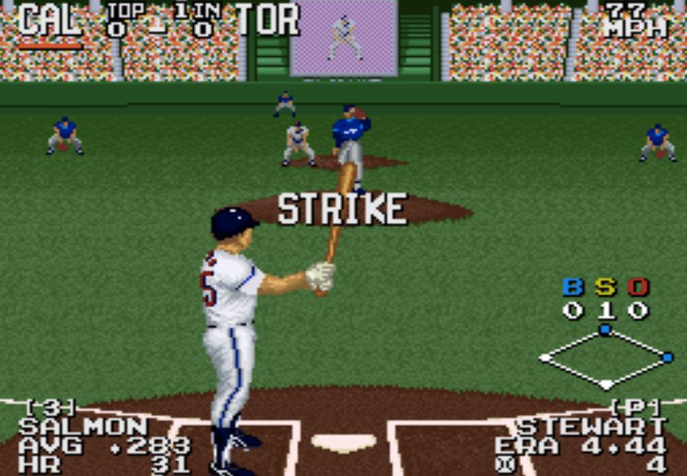 Sporting News Power Baseball