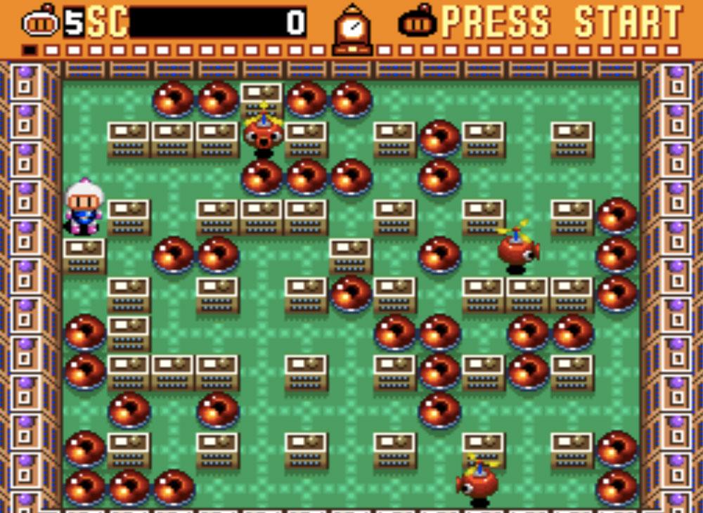 Super Bomberman game SNES hay phần 29