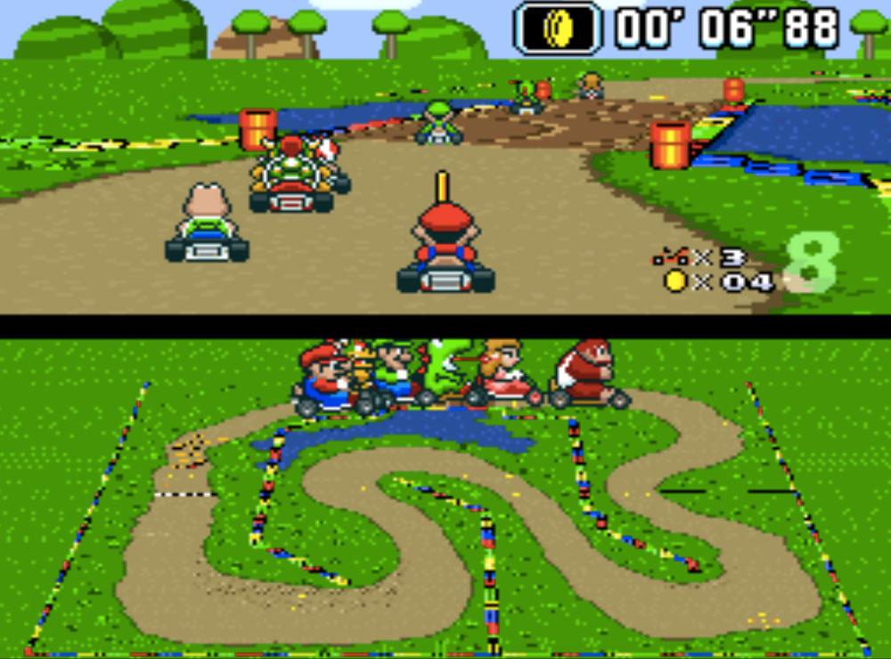 Super Mario Kart