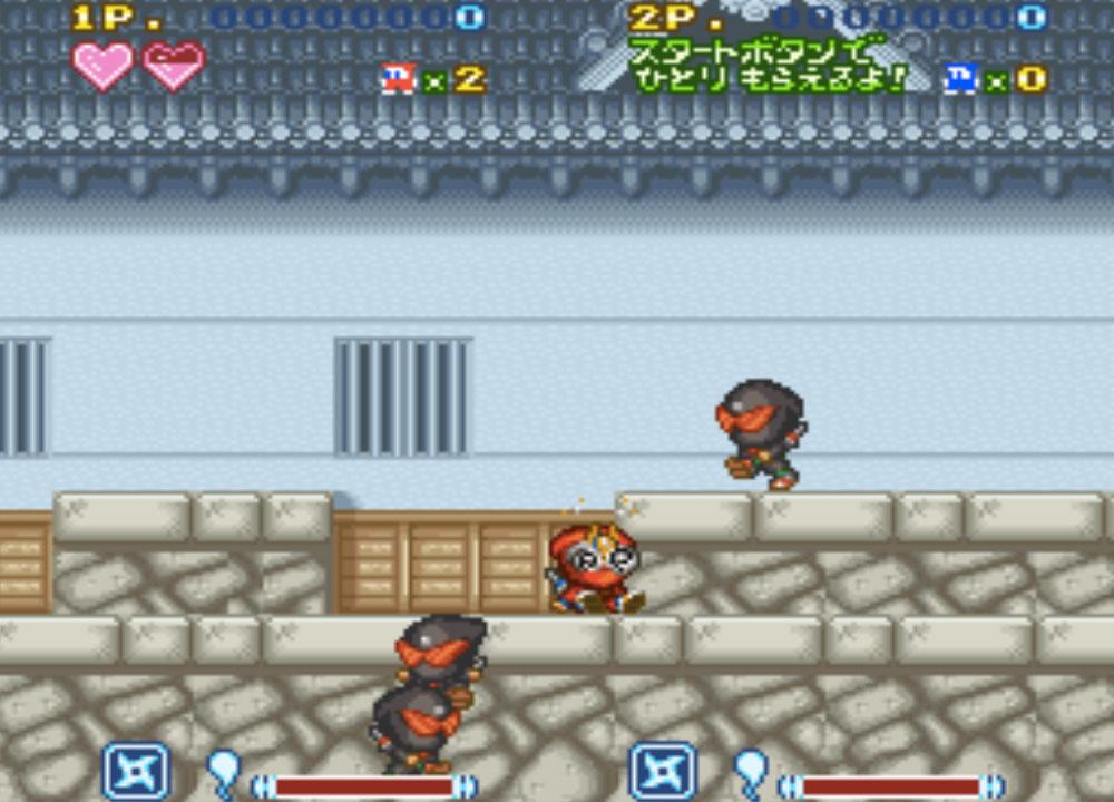 Super Ninja-Kun game SNES hay phần 30