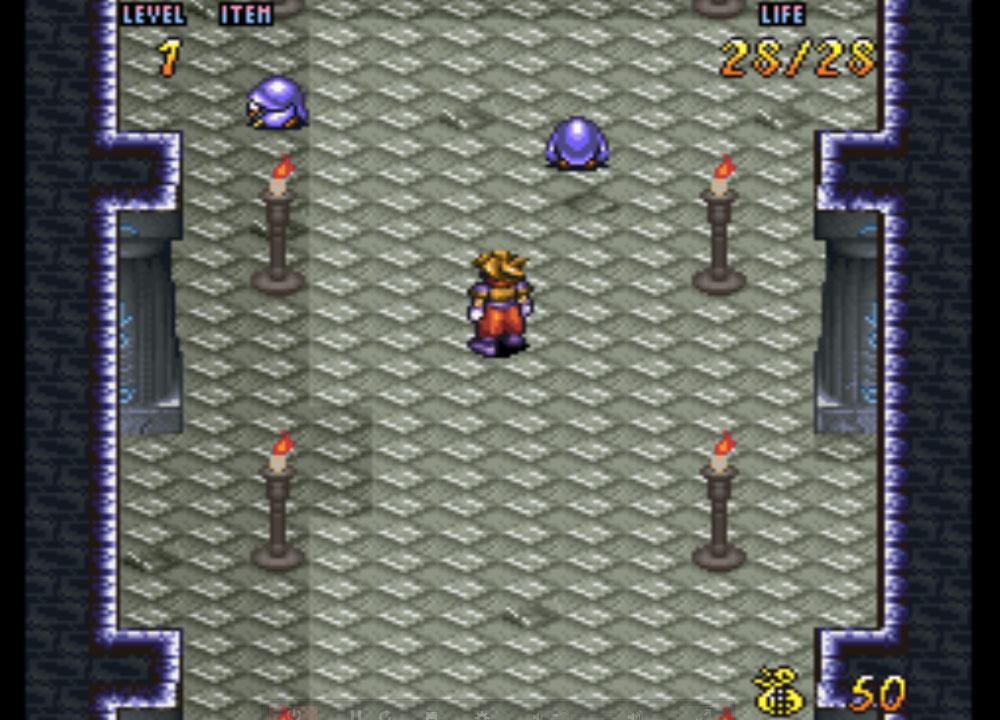 Terranigma game SNES hay phần 32