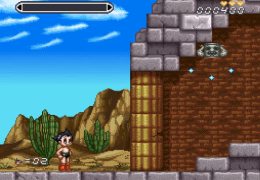 Tetsuwan Atom game SNES hay phần 32