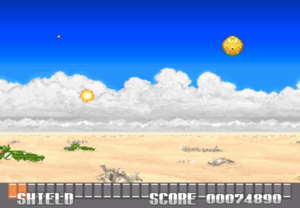 X Zone game SNES hay phần 34