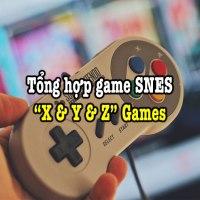 Tổng hợp game SNES hay – Phần 34