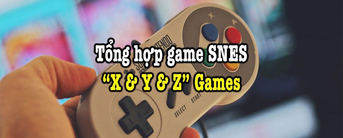 game SNES hay phần 34
