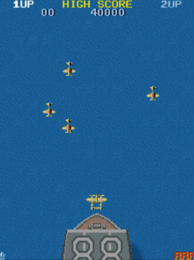 1942 Mame Games P1