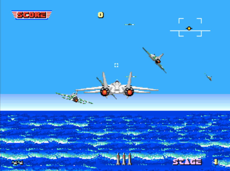 After Burner Mame Games P1
