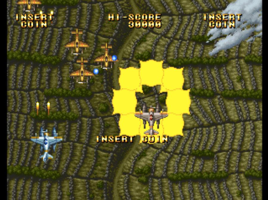 Ghost Pilots Neo Geo Games P2