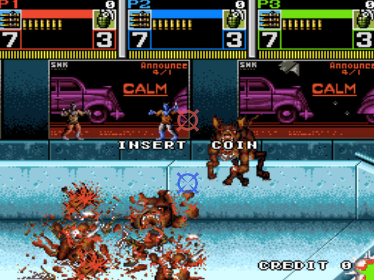 Beast Busters MAME Games P3