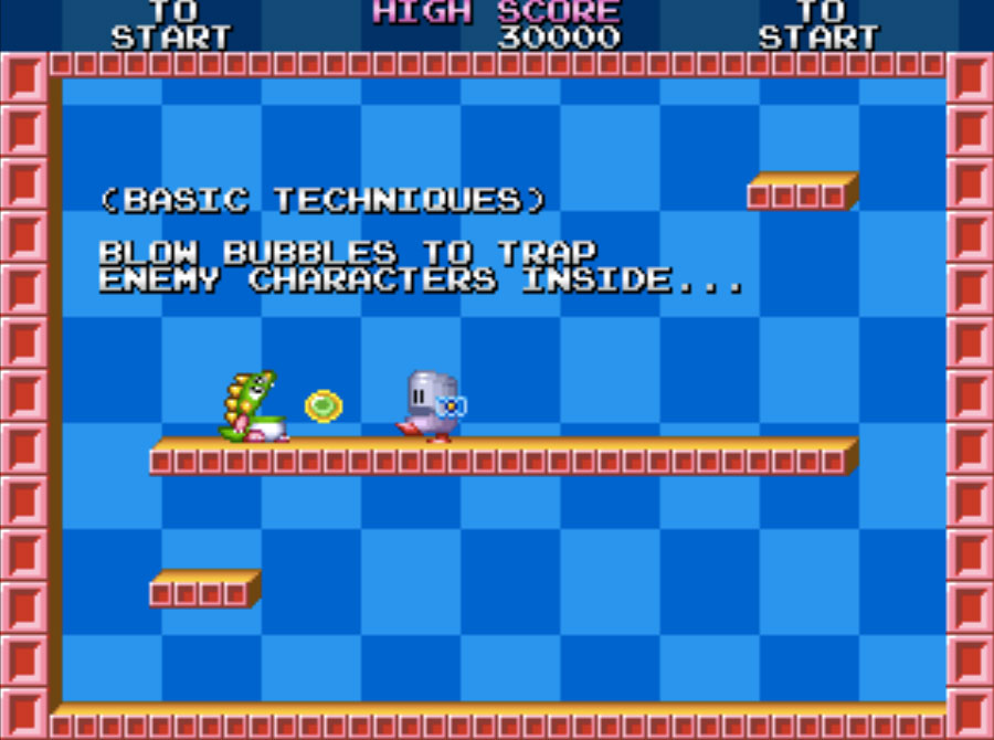 Bubble Bobble II