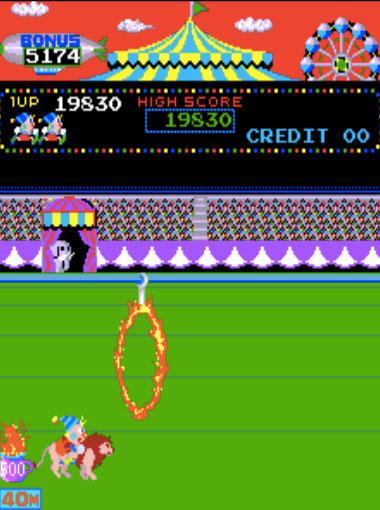 Circus Charlie Mame Games P5