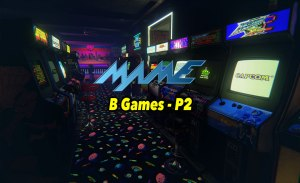 MAME Games P4