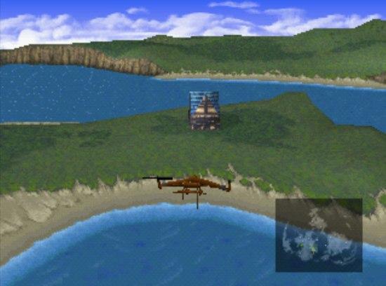 Final Fantasy VII phần 3 Arms Dealer