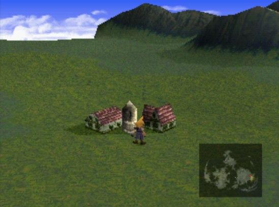 Chocobo Farm