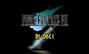 Final Fantasy VII Phần 1