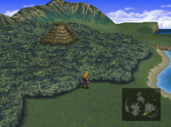 Final Fantasy VII phần 3 Temple of the Ancients