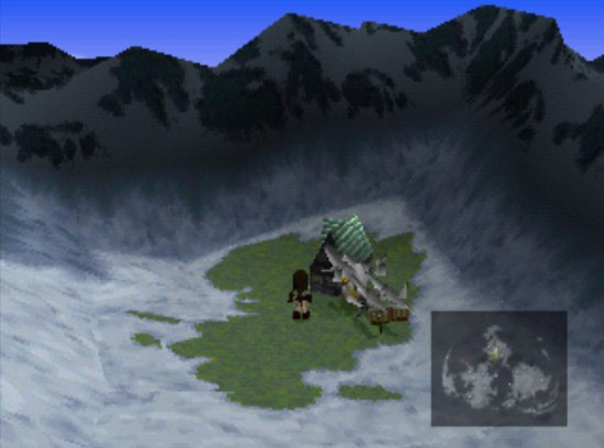 Final Fantasy VII Chocobo Sage