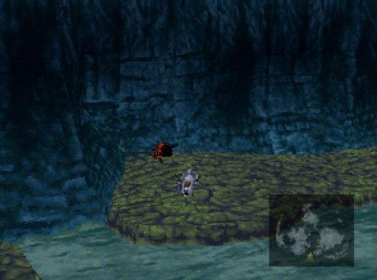 Final Fantasy VII Submarine