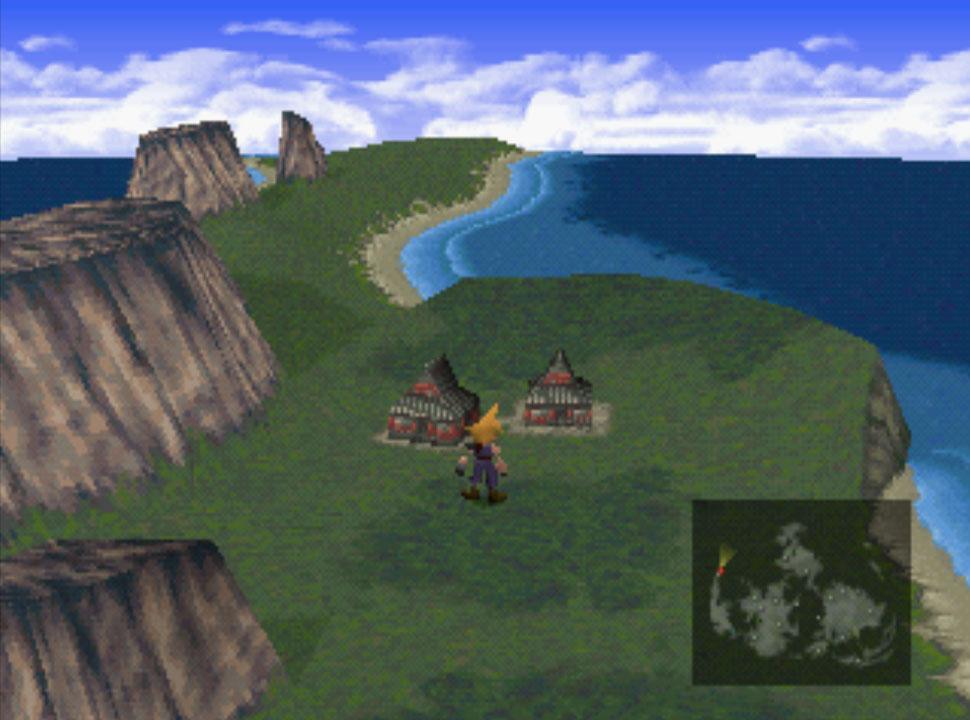 Final Fantasy VII Wutai