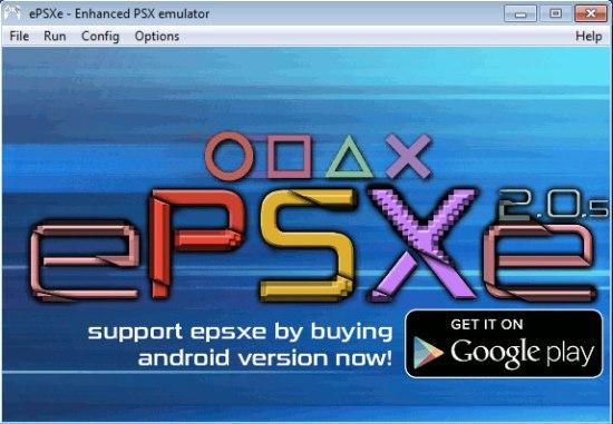 giả lập ePSXe