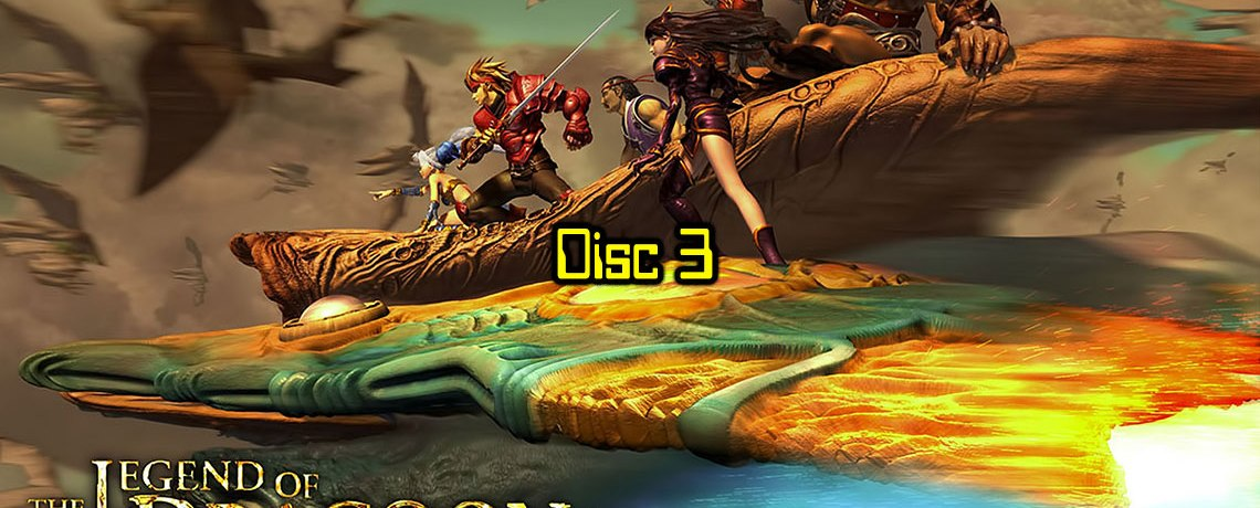 Legend of Dragoon Phần 3