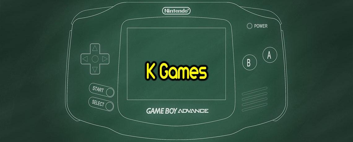 Tổng hợp Gameboy Advance – GBA ROM #10