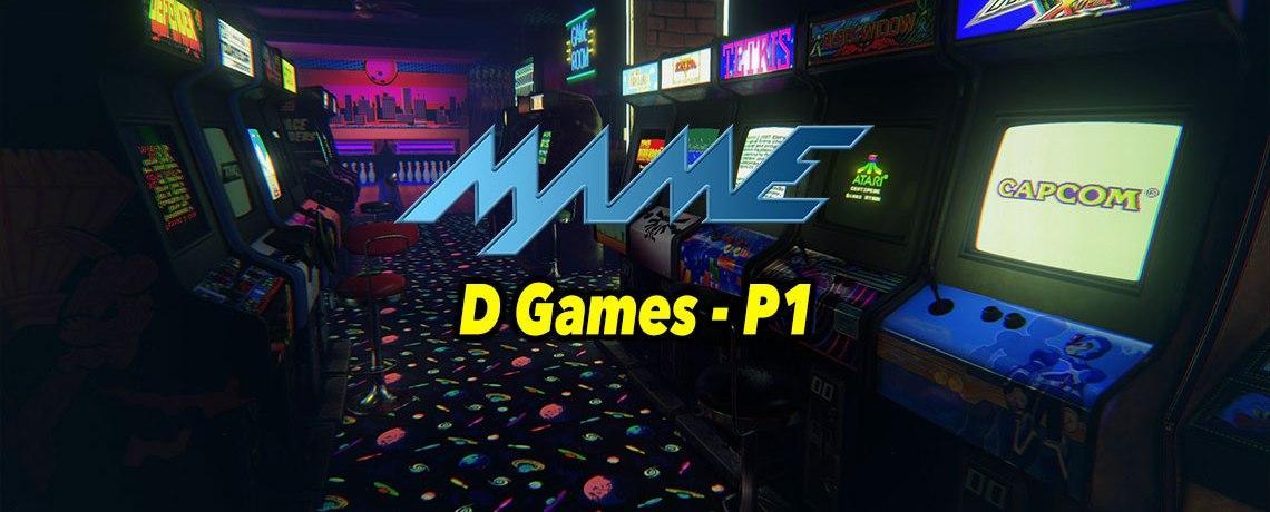 MAME Games P7 – Tổng hợp game Arcade đỉnh nhất quả đất