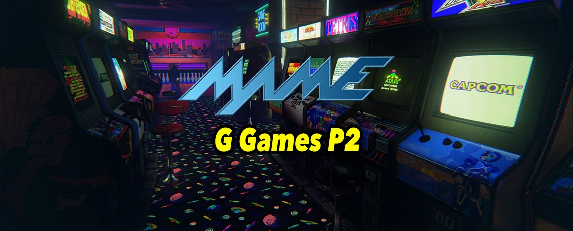 MAME Games P11 – Tổng hợp game Arcade đỉnh nhất quả đất