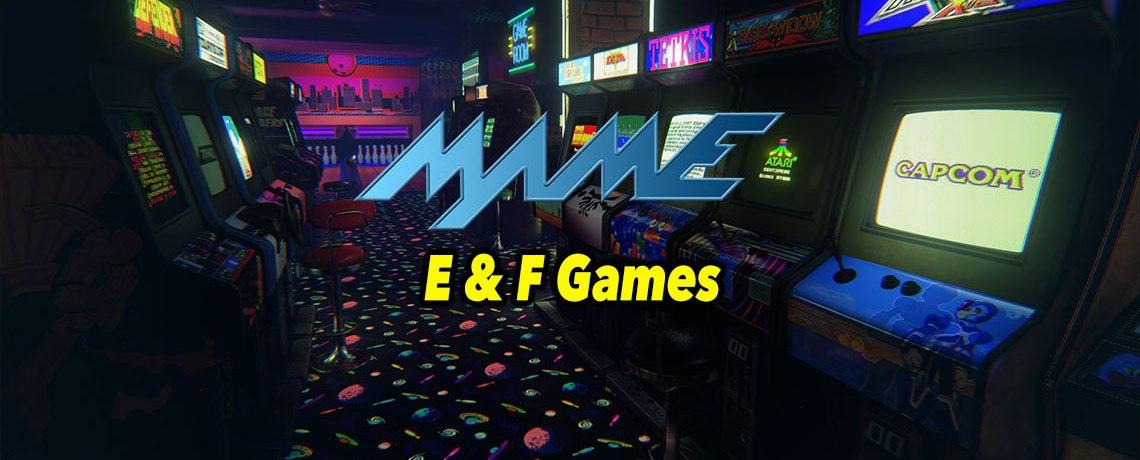 MAME Games P9 – Tổng hợp game Arcade đỉnh nhất quả đất
