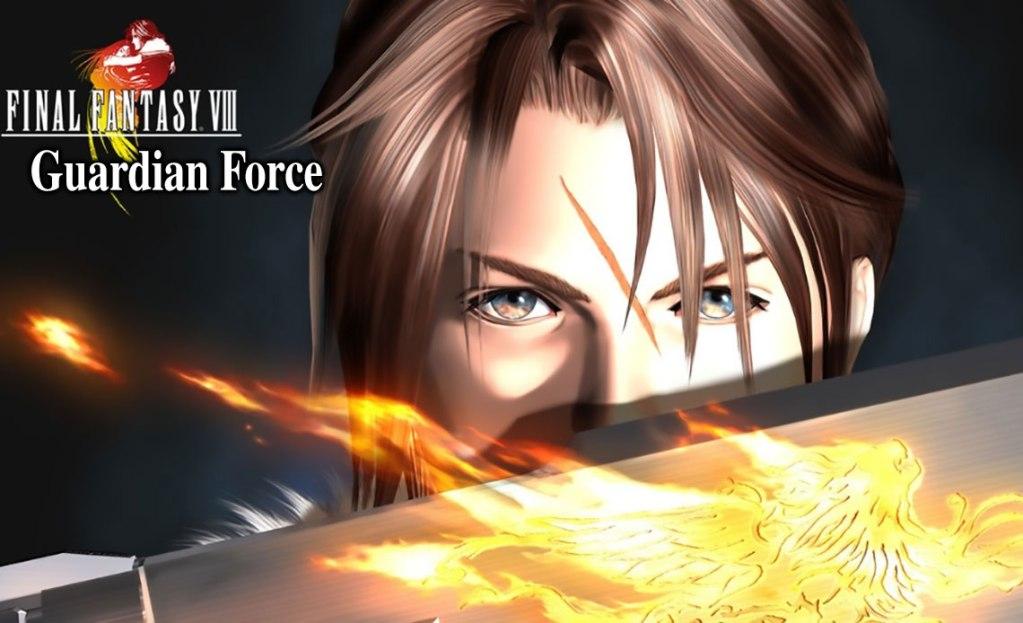Guardian Force FF8