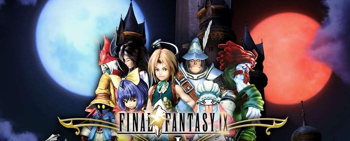 Khám phá thế giới Final Fantasy IX – 1
