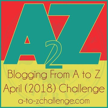 April 2018 Blogging Challenge