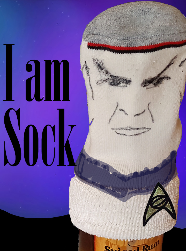 Writing humor. Mock Spock memoir. Apology to Leonard.