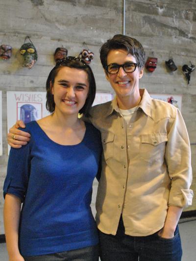 Anna and Rachelweb