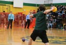 Broke Lane$ battle to victory in dodgeball tournament