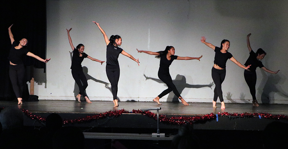 """CV's Got Talent"" showcases student skill"