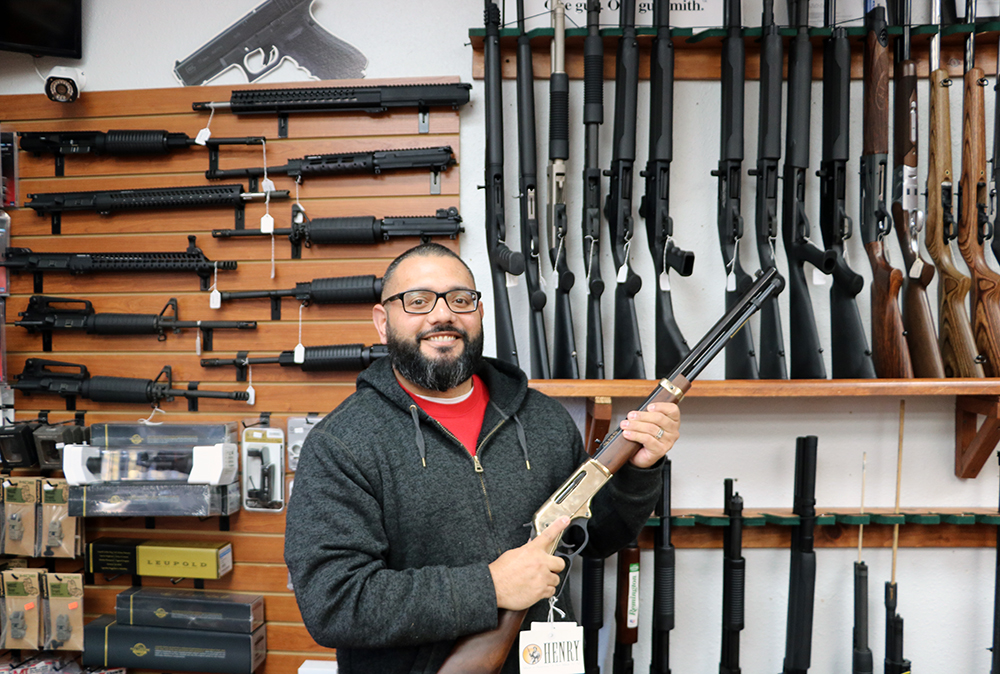 Controversy surrounding gun control laws