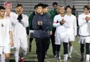 CVHS Boys Varsity Soccer Team Tied at the Last Minute Against Arroyo