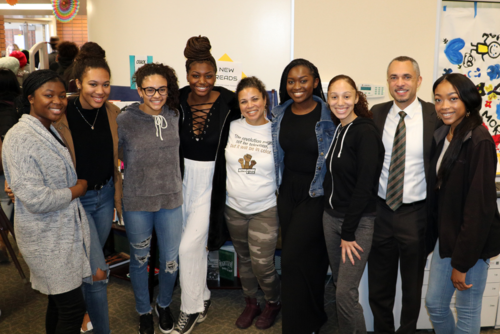 BSU, AAPAC, and NAACP collaborate during Black History Month