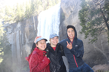 """Yosemite first-timer had """"a really great experience"""""""