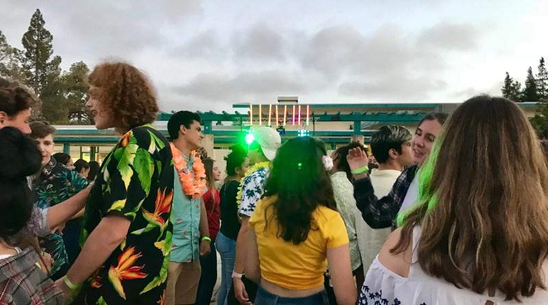 Trojans dance back to school