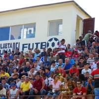CLÁSICO DEL FUTBOL CUBANO: EL EXPRESO CONTRA CIENFUEGOS EN ZULUETA