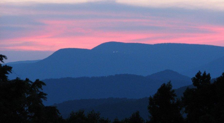 Wintergreen Mt Village on the Blue Ridge