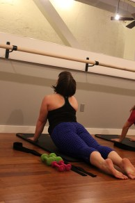 Stretch that core with a nice cobra, leading into prone flute strengthener.